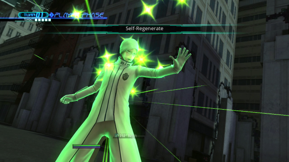 Sojiro tries out for the next Persona: Dancing All Night game. Provided he lives, he just may make the cut.