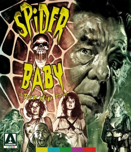 Spider Baby Arrow Cover