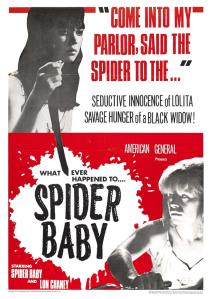 spider baby MP