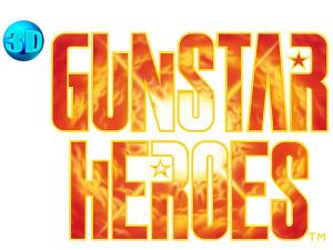 3D Gunstar Heroes logo