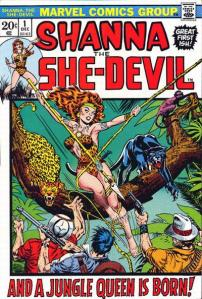 Shanna The She Devil 1