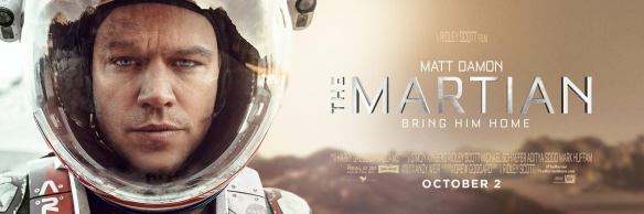 The Martian banner