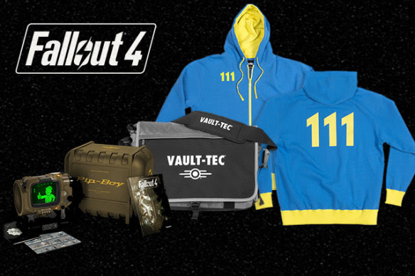 Fallout 4 Free Swag