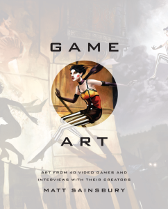 GAME ART Cover