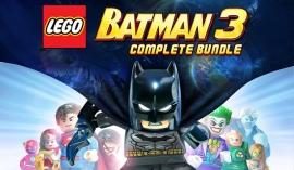 LEGO Batman 3 Complete Bundle