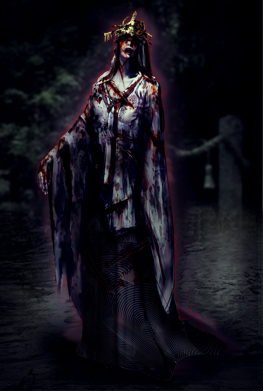 fatal frame maiden of black water free to start is the frightful