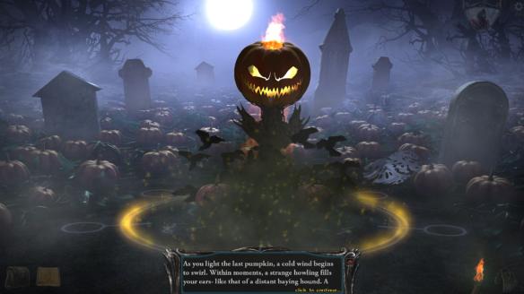 Shadowgate Dread Pumpkin