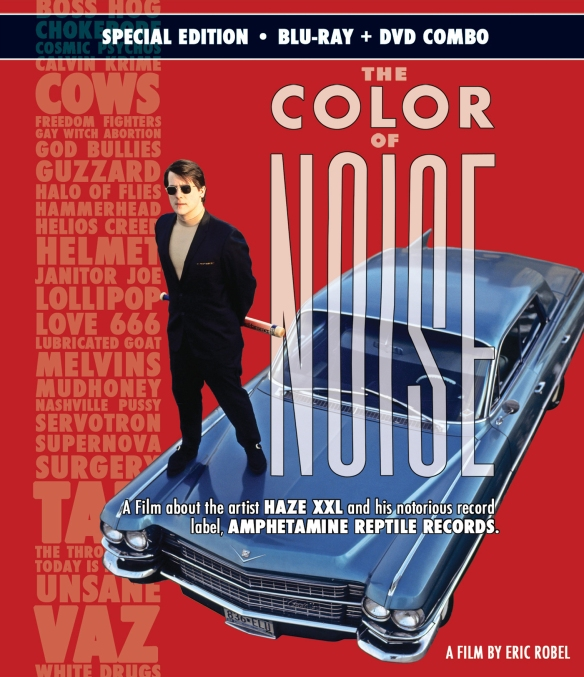 The Color of Noise ROB002