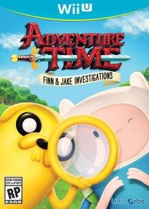 Adventure Time Finn & Jake Wii U