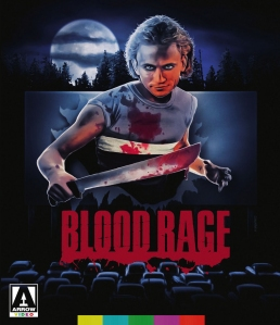 Blood Rage AV018