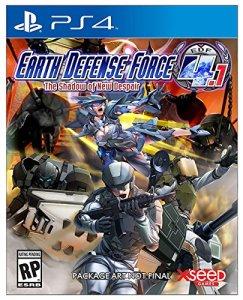 EDF 4.1 PS4