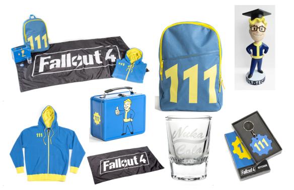 TG Fallout 4 Swag Bag