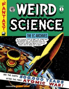 EC ARCHIVES Weird Science Vol. 1