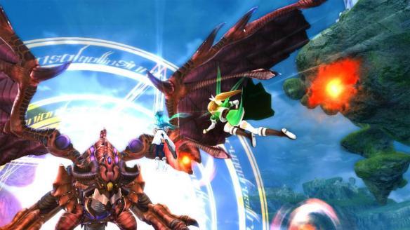 Sword Art Online Lost Song 05