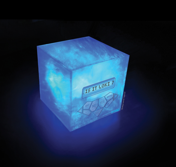 Uncle Milton - Avengers Tesseract 20Q - Product Image (7)
