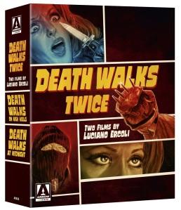 death walks twice boxset