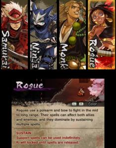 Rogue select