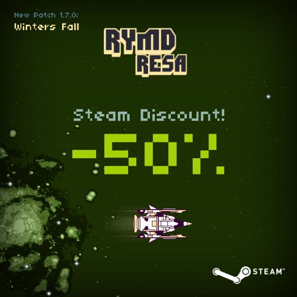 RymdResa Sale