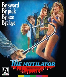 The Mutilator AV023