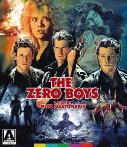 The Zero Boys AV036