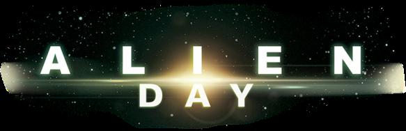 ALIEN DAY logo