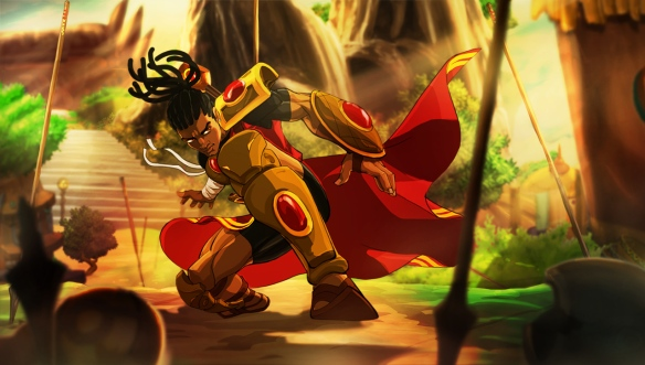 Aurion art big
