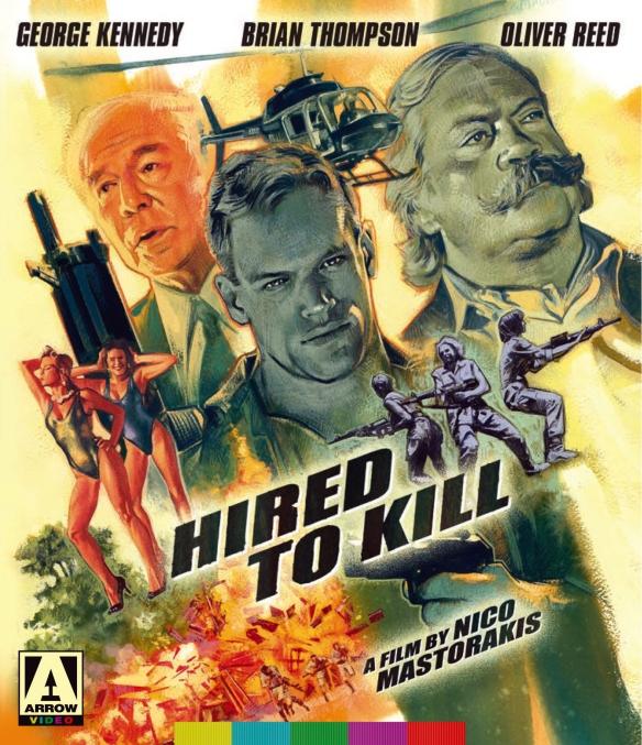 Hired to Kill AV051