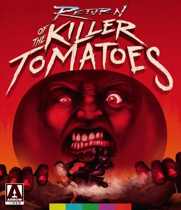 Return of the Killer Tomatoes AV057