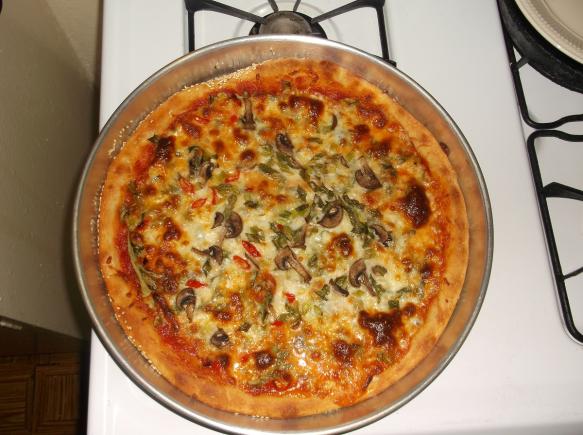 pizza practice