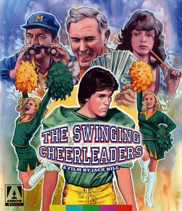 The Swinging Cheerleaders AV058