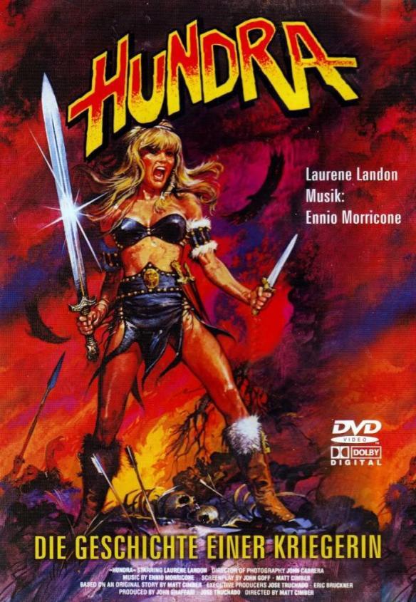Hundra_German DVD