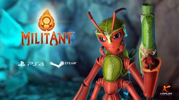 Release Trailer MilitAnt thumbnail