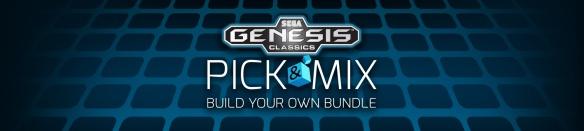 SEGA Genesis Classics Bundle