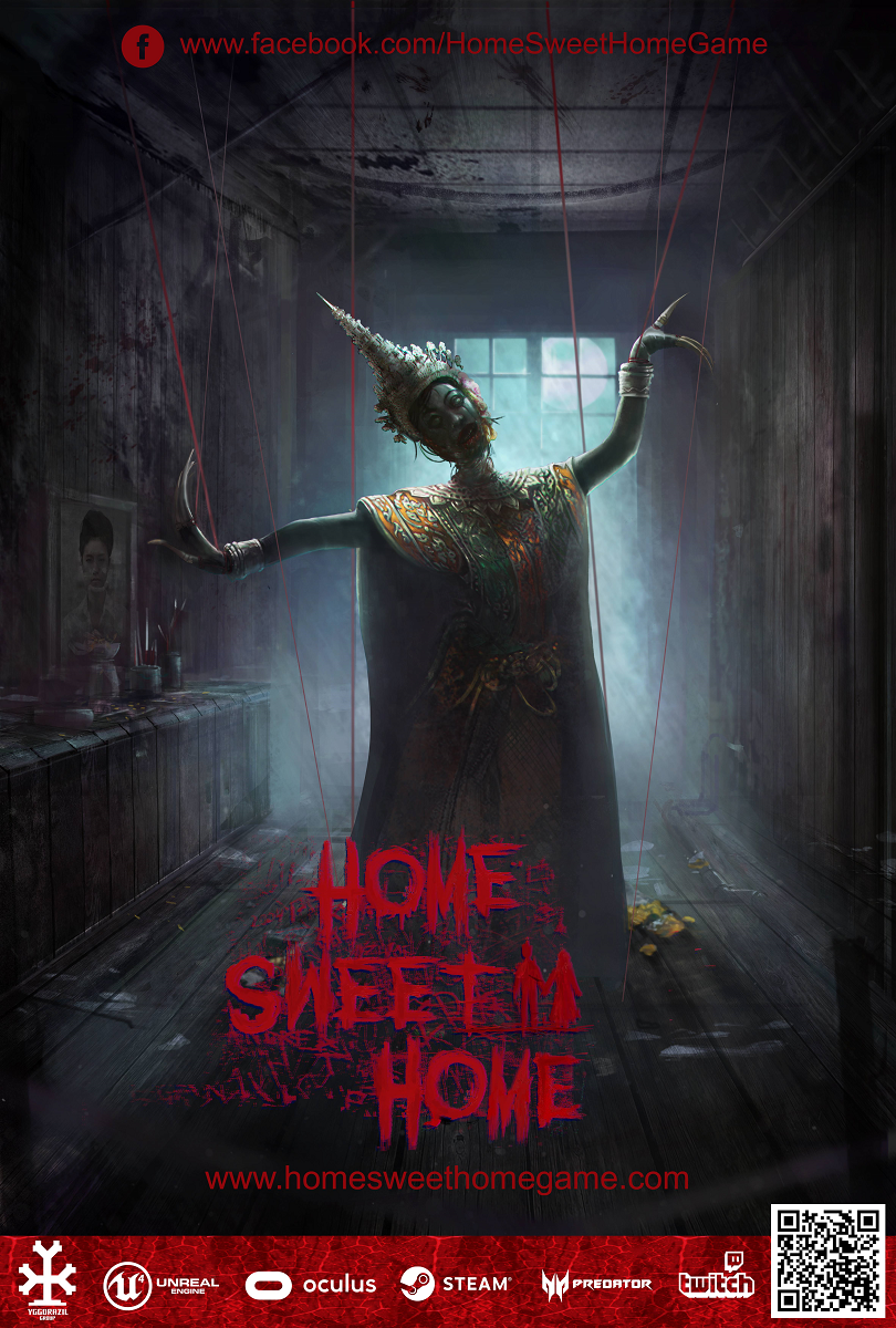 Home Sweet Home Will Scare The Leftover Turkey Right Out ...