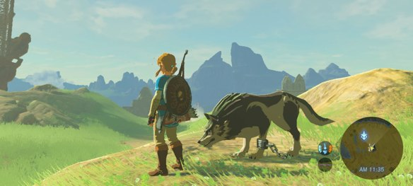link-w-wolf-link