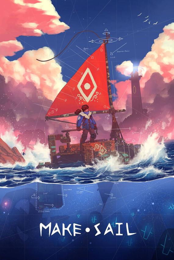 make-sail-poster