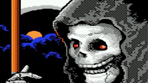 Shadowgate skull