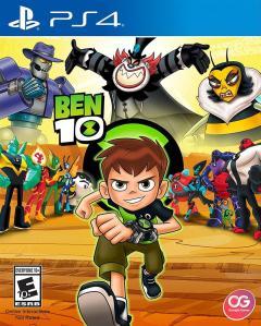 Ben 10 PS4_NA