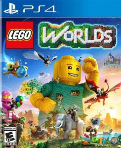 Lego Worlds PS4_NA