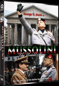 mussolini dvd