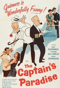 The Captain's Paradise IMDB