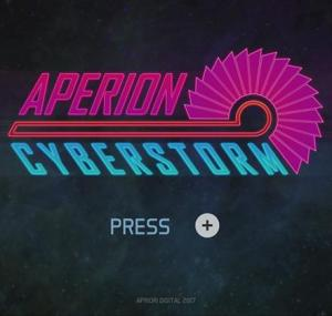Aperion Cyberstorm TSblock