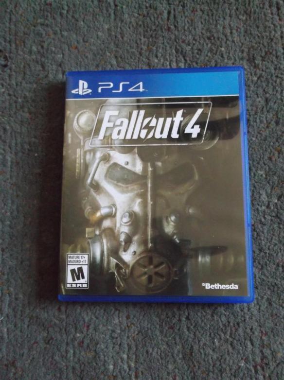 Fallout 4 Spanish