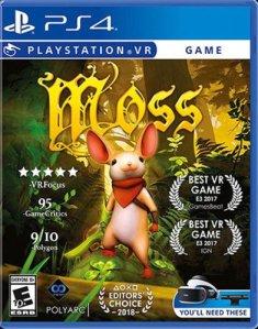 Moss PSVR