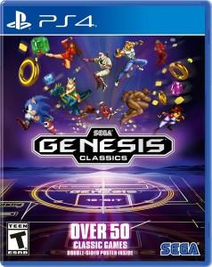 Sega Genesis Classics PS4