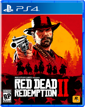 RDR_II cover PS4