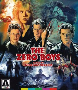 The Zero Boys Arrow