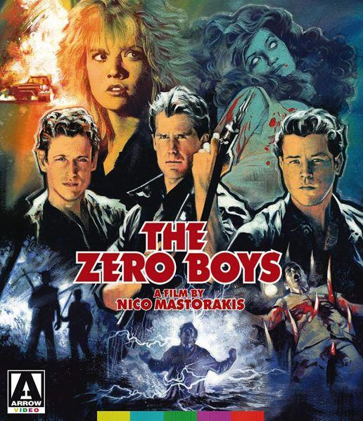The Zero Boys Arrow