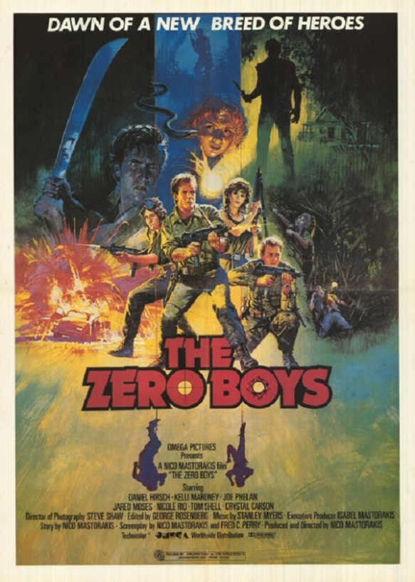 The Zero Boys MP