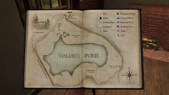 Walden, a game 02
